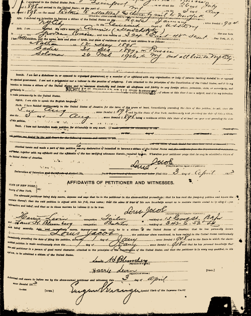 Jewish Genealogical Society of Greater Orlando Membership Gallery Image02