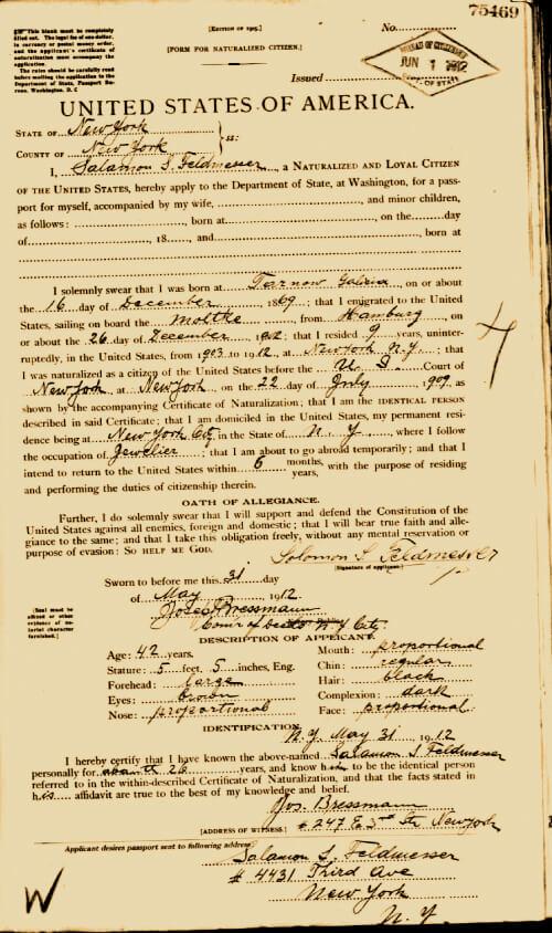 Jewish Genealogical Society of Greater Orlando Gallery Image14