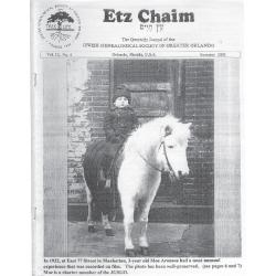 Jewish Genealogical Society of Greater Orlando Etz Chaim Vol 12 number 4