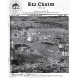 Jewish Genealogical Society of Greater Orlando Etz Chaim Vol 16 number 4