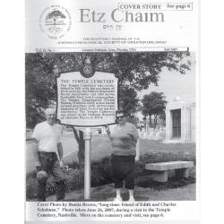 Jewish Genealogical Society of Greater Orlando Etz Chaim Vol 18 number 1